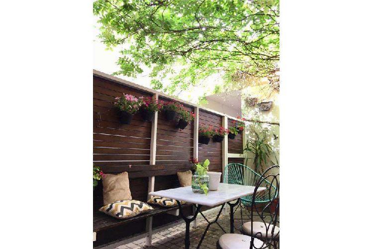 Ph 2 amb.c/patio alquiler villa crespo