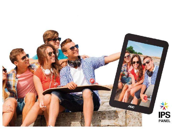 237ef2d28e7 Tablet aoc 7 quad core / 8gb / android 6