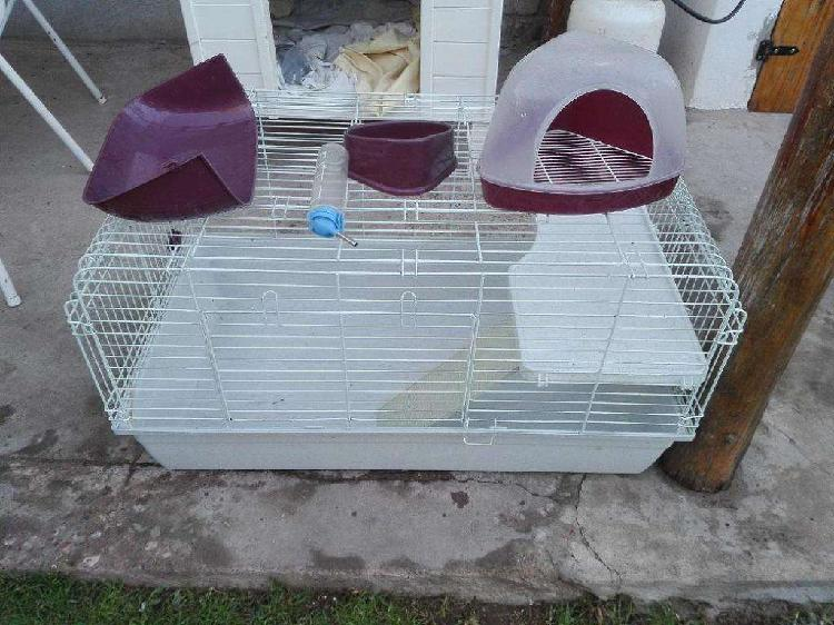 Jaula para cobayo conejo o animal chico