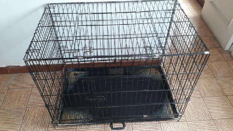 Jaula para perros, gatos y conejos