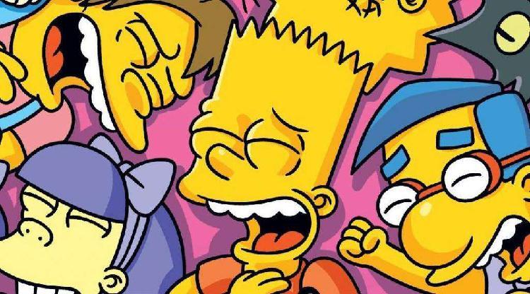 Simpson comics editorial vid bongo comics
