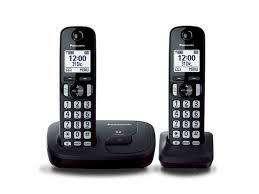 Telefono inalambrico panasonic kxtgd 212 dect 1.9 ghz 2