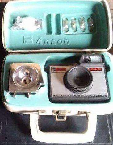 CAMARA DE FOTOS ANTIGUAS: ANSCO USA ORIGINAL AÑOS 60