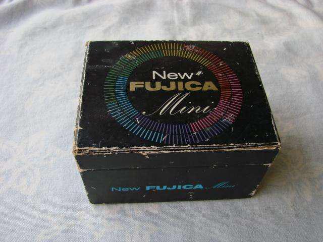Fujica Mini New 35mm Camara Fotos Fotografia Antigua Rara
