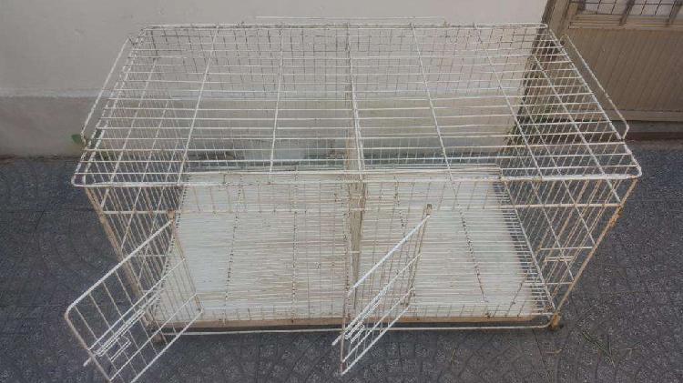 Jaulas caniles para perros, gatos y conejos...