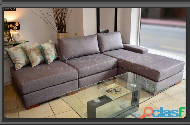 Sofa esquinero gala fabrica
