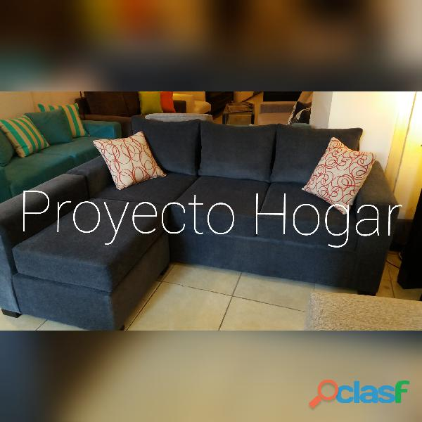 Sofa esquinero promo fabrica de sillones