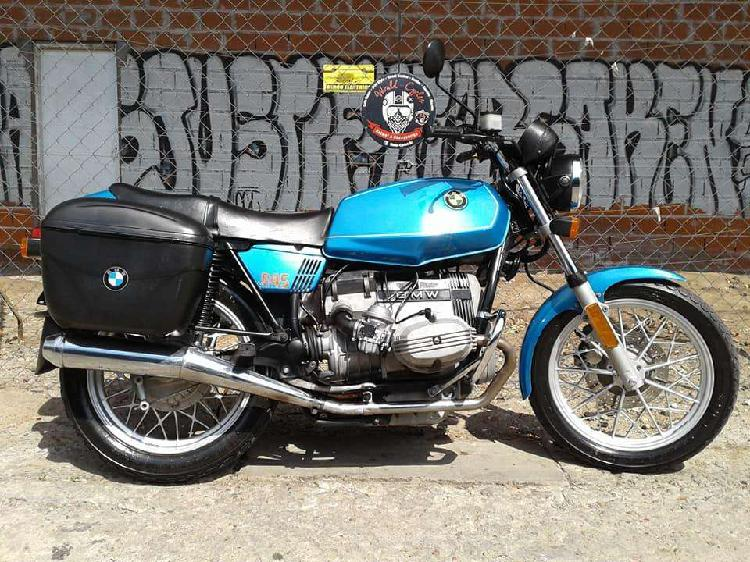 Bmw R45 39.000Km Impecable Liquido! No R60, R80, Harley,