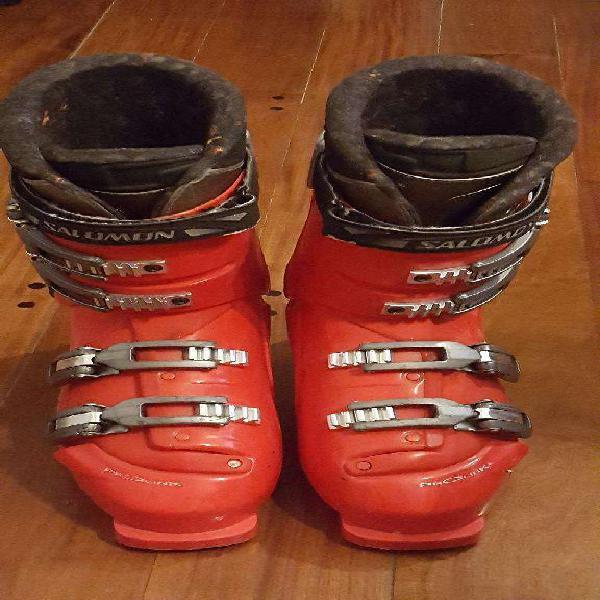 Botas de Ski Alpino Marca Salomon