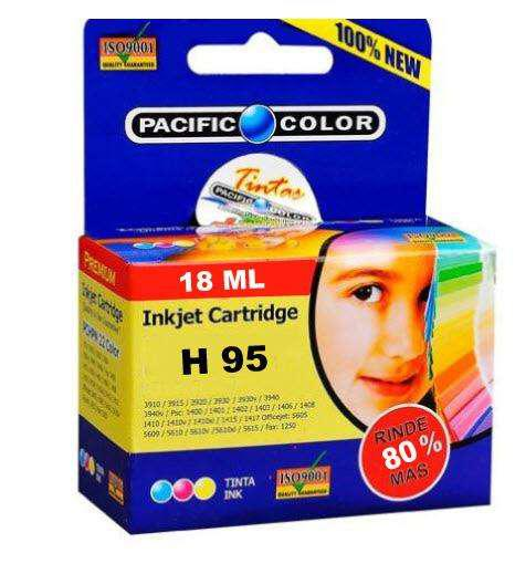 Cartucho impresora hp95 xl color maxima carga alternativo