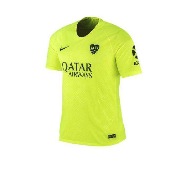Camiseta nike match boca juniors 3 edición 2018/19