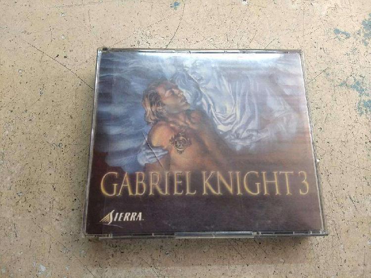 Gabriel knight 3 juego pc