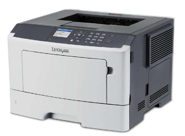 Impresora lexmark full duplex con red alto ciclo de