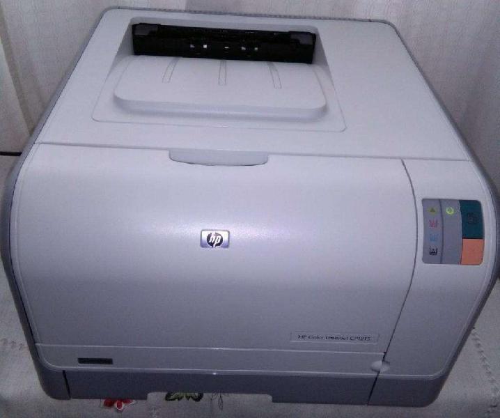 Impresora hp laserjet cp1215