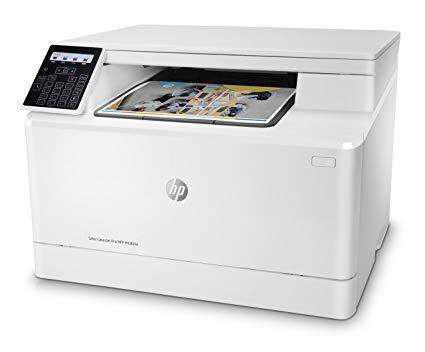 Impresora hp m180nw laser multifuncion color escaner