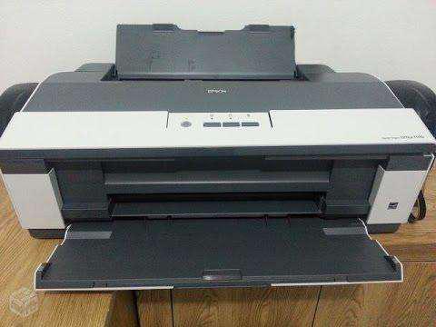 Impresora para sublimación epson t1110 hay que cambiarle el
