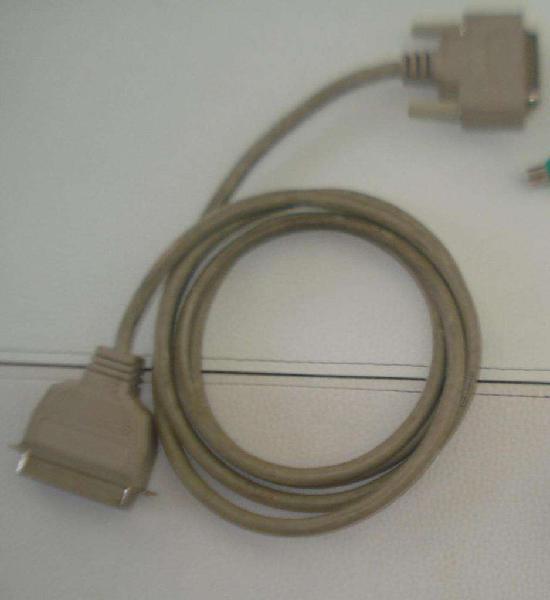 Set de mouse ps2 y cable impresora