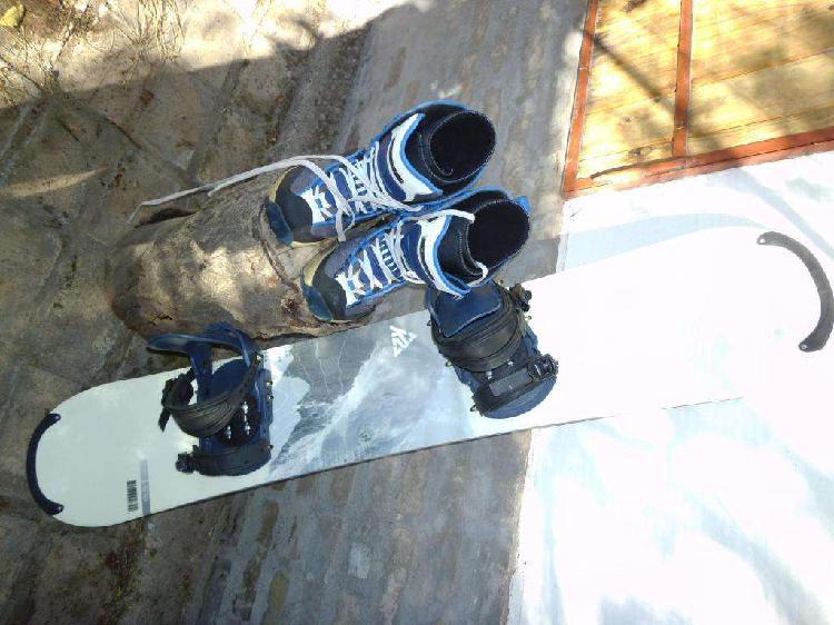 Snowboardfijacionesbotas
