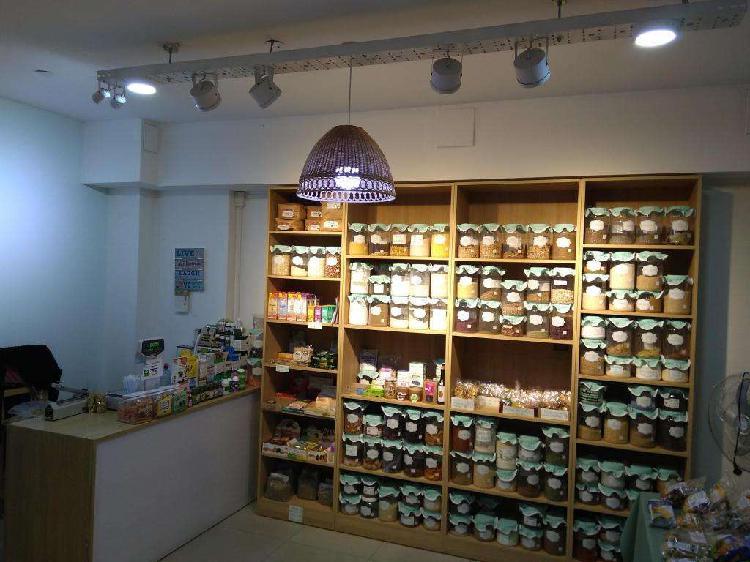 Vendo dietética (fondo de comercio)- microcentro- rosario-