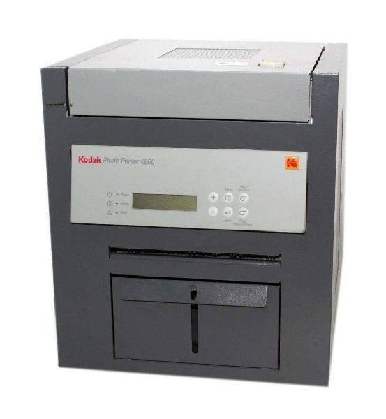 impresora termal kodak 6800