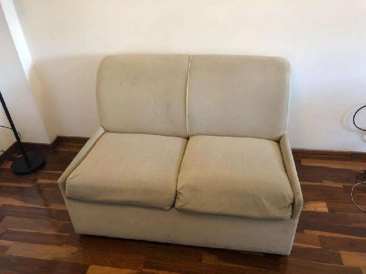 Sofa cama 2 cuerpos marca divanlito.