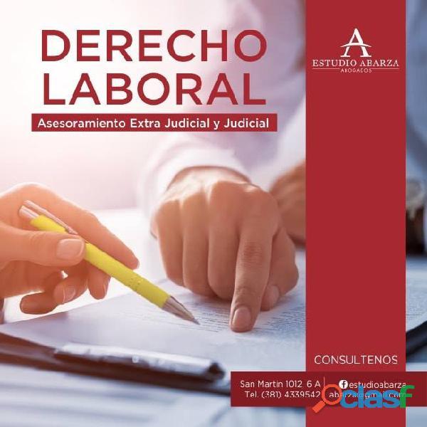 Estudio abarza (derecho laboral)