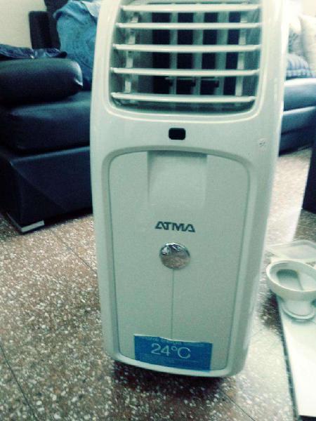 Aire acondicionado portatil atma anuncios septiembre - Aire frio calor portatil ...