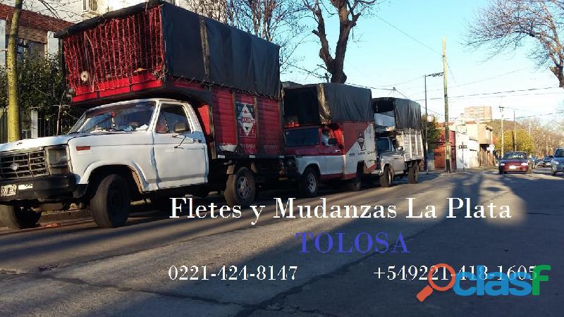 Fletes en La Plata 1