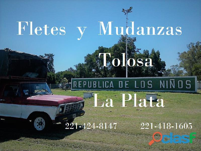 Fletes en La Plata 2