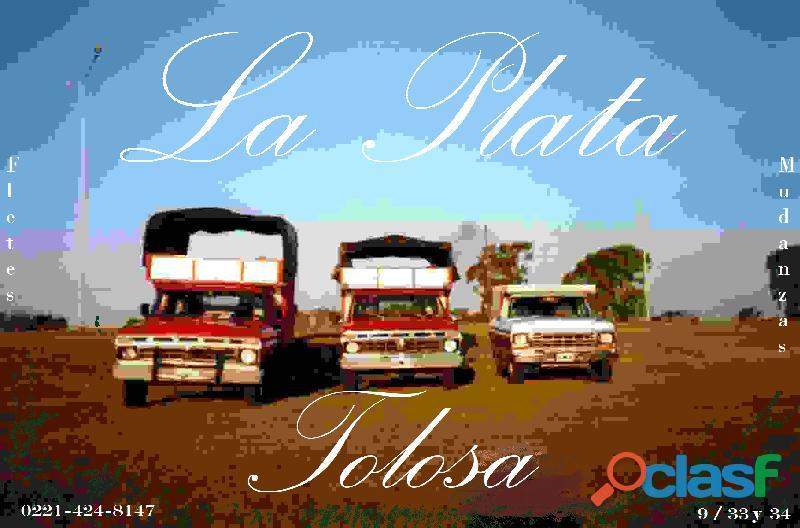 Fletes en La Plata 3