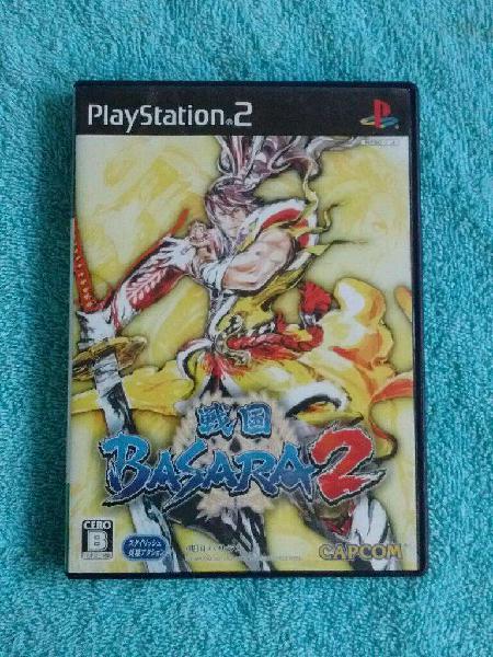 Juegos ps2 sengoku basara 2 original jp