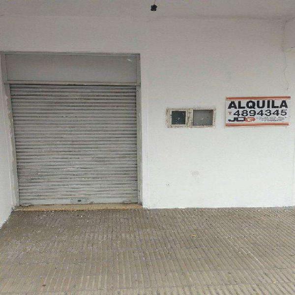 Local en alquiler en barrio villa cabrera