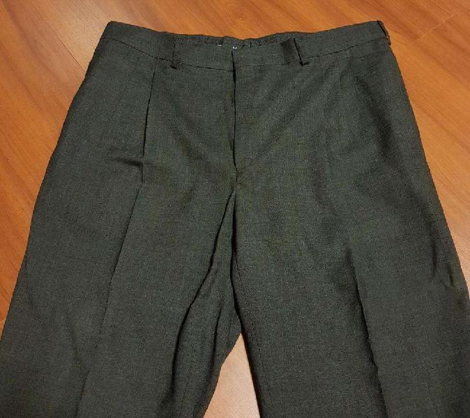 Pantalon hombre vestir. fabrizzi. talle 50