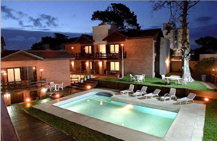Villa gesell hotel 30 habi 12 cabañas posibilidad de hacer