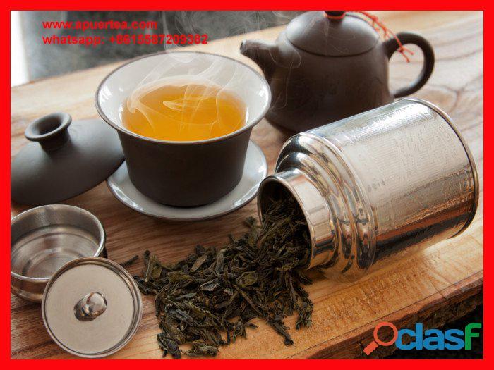 De alta calidad de yunnan negro puer té de hoja te pu erh new package