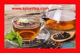 Puer jardín de té se presenta te pu erh chai
