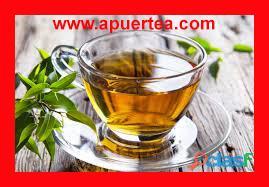 Té chino té desintoxicación beneficios del te pu erh