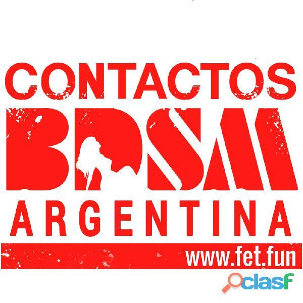 Comunidad bdsm argentina