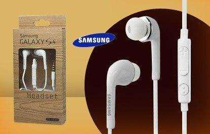 Auriculares headset samsung galaxy s4 manos libres ideal