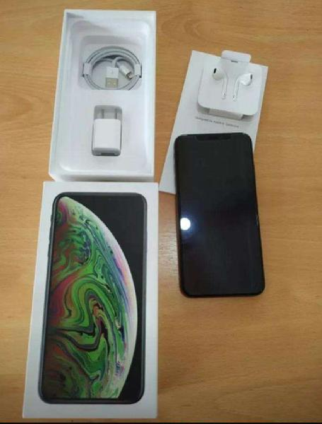 Iphone xs max 512 gb nuevo libre fábrica