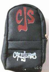 Llavero callejeros mochila miniatura