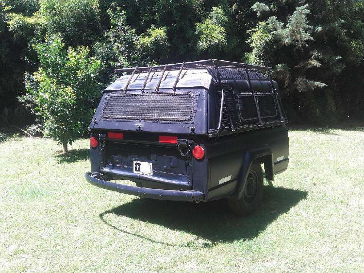 Mini rodante, trailer, carro