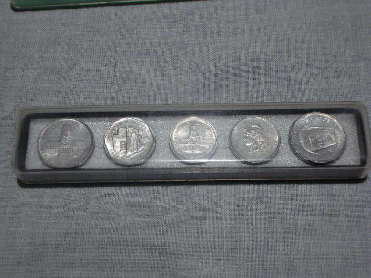 Monedas antiguas adorno