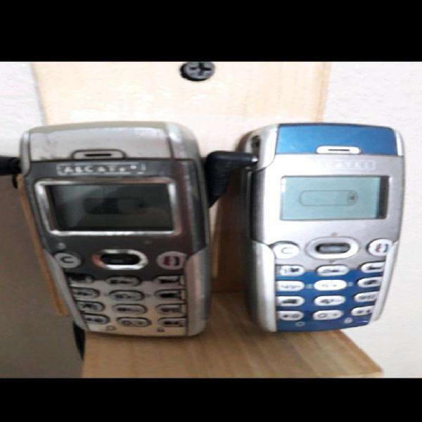 Telefonos celulares alcatel antiguos