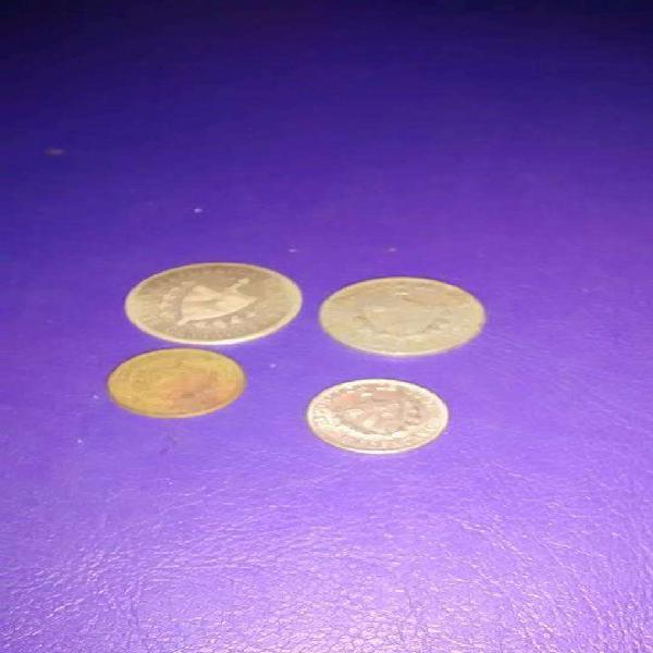 Monedas antiguas de cuba