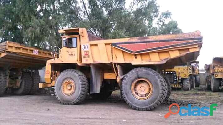 Camiones fuera de ruta 60 toneladas cordoba.