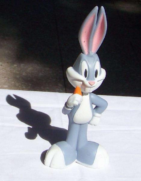 Bugs bunny looney tunes mc. donald's