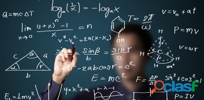 Clases particulares cbc ingeniería.