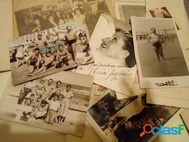 Gp1160 fotos familiares de la decada del 50