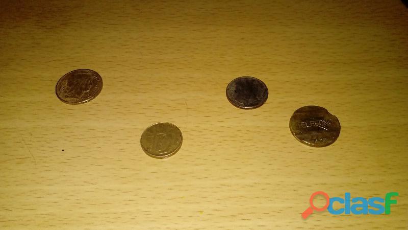 Gp1160 moneda de 5 pesetas año 1995